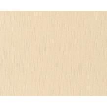 Architects Paper Unitapete Tessuto, Textiltapete, elfenbein, perlweiß 965158 10,05 m x 0,53 m