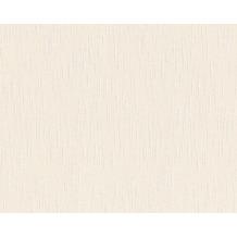 Architects Paper Unitapete Tessuto, Textiltapete, perlweiß, signalweiß 965127 10,05 m x 0,53 m