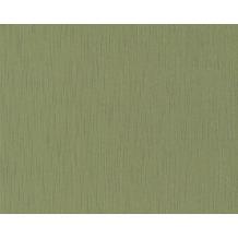 Architects Paper Unitapete Tessuto, Textiltapete, resedagrün 965141 10,05 m x 0,53 m