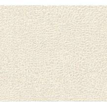 Architects Paper Vliestapete Absolutely Chic Tapete mit Animal Print metallic creme weiß 369703 10,05 m x 0,53 m