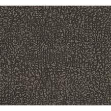 Architects Paper Vliestapete Absolutely Chic Tapete mit Animal Print metallic schwarz 369702