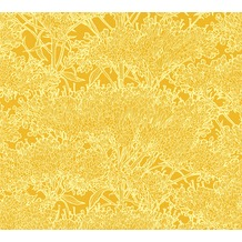 Architects Paper Vliestapete Absolutely Chic Tapete mit Blumen floral gelb 369723 10,05 m x 0,53 m
