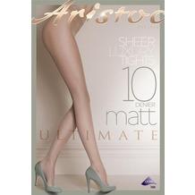 Aristoc Ultimate 10D Ultimate Matt Tights Illusion - L