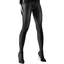 Aristoc Ultimate 50D Seamless Opaque Tights Black L