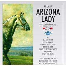 Arizona Lady, CD
