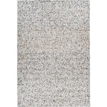 Arte Espina Teppich Finish 100 Grau / Silber 120 x 170 cm