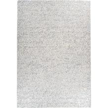 Arte Espina Teppich Finish 100 Weiß / Silber 120 x 170 cm