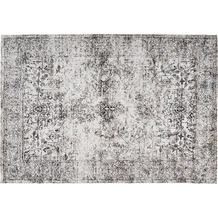 Arte Espina Teppich Iglesia 500 Anthrazit / Creme 120 x 170 cm