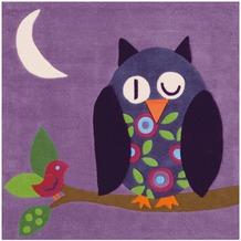 Arte Espina Kinderteppich Joy 4049 Violett 130 x 130