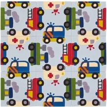 Arte Espina Teppich Joy 4109 Multi 150 x 150 (9 Teile)