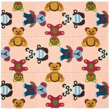 Arte Espina Kinderteppich Joy 4110 Multi 150 x 150 (9 Teile)