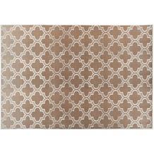 Arte Espina Teppich Monroe 100 Taupe 120 x 170 cm