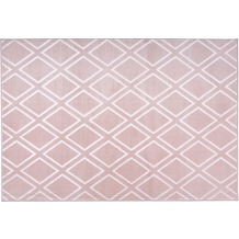 Arte Espina Teppich Monroe 300 Rosa 120 x 170 cm