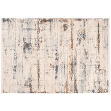 Arte Espina Teppich Palace 300 Grau / Rostrot 120 x 170 cm