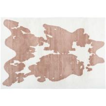 Arte Espina Teppich Rabbit Animal 500 Taupe / Weiß 120 x 160 cm