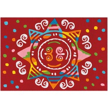 Arte Espina Teppich Spirit Glowy 3145 110 x 160 cm