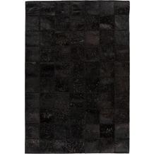 Arte Espina Teppich Voila 100 Schwarz 120 x 170 cm