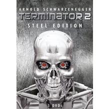 ARTHAUS Terminator 2 - Tag der Abrechnung (Steel Edition) DVD