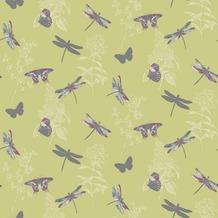 Arthouse Papier Tapete Arthouse Kollektion enchantment Enchanted Wings Citrus 10,05 m x 0,53 m