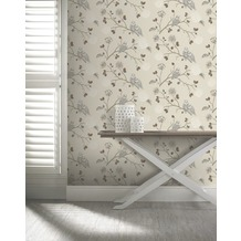 Arthouse Papier Tapete Arthouse Kollektion enchantment Night Owl Copper 10,05 m x 0,53 m