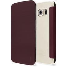 Artwizz SmartJacket for Samsung Galaxy S6 edge, marsala