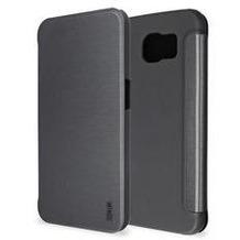 Artwizz SmartJacket® für Samsung Galaxy S6 Edge, Voll Schwarz