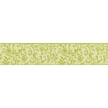 AS Création selbstklebende Bordüre Only Borders 9 grün 905536 5,00 m x 0,10 m