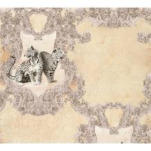 AS Création barocke Mustertapete Hermitage 10 beige braun creme 335432 10,05 m x 0,53 m