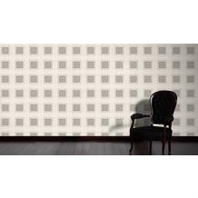 AS Création barocke Mustertapete Hermitage 10 creme grau 10,05 m x 0,53 m