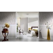 AS Création barocke Mustertapete Kingston Strukturprofiltapete beige creme metallic 324764 10,05 m x 0,53 m