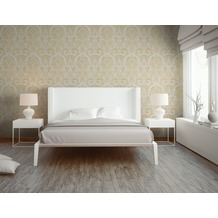 AS Création barocke Mustertapete Kingston Strukturprofiltapete metallic 10,05 m x 0,53 m