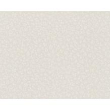 AS Création Blümchentapete Fleuri Pastel, Tapete, beige, weiss 10,05 m x 0,53 m