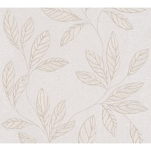 AS Création florale Mustertapete Amory Vliestapete beige 324212 10,05 m x 0,53 m