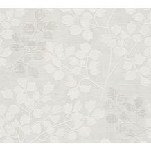 AS Création florale Mustertapete Memory 3 Vliestapete grau 335921 10,05 m x 0,53 m