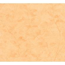 AS Création florale Mustertapete New Look Papiertapete orange 324474 10,05 m x 0,53 m