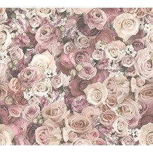 AS Création florale Mustertapete Urban Flowers Tapete creme 327222 10,05 m x 0,53 m