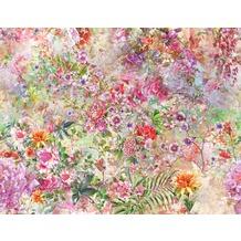 AS Création Fototapete Flower Power 130 g Vlies bunt 403709 3,36 m x 2,60 m