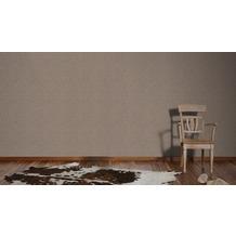 AS Création grafische Mustertapete Kingston Strukturprofiltapete braun metallic 327741 10,05 m x 0,53 m