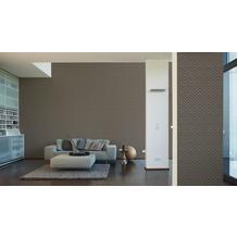 AS Création grafische Mustertapete Soraya Tapete beige braun 10,05 m x 0,53 m