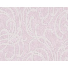 AS Création grafische Mustertapete Soraya Tapete metallic rosa 305851 10,05 m x 0,53 m