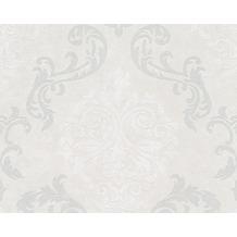 AS Création neobarocke Mustertapete Memory 3 Vliestapete beige creme metallic 953721