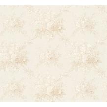 AS Création Mustertapete Château 5 Vliestapete beige creme 345085 10,05 m x 0,53 m