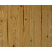 AS Création Mustertapete Dekora Natur, Papiertapete, ockerbraun 577924 10,05 m x 0,53 m
