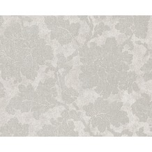AS Création Mustertapete Elegance 3, Vliestapete, grau 305191 10,05 m x 0,53 m