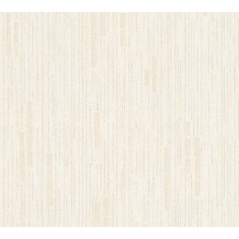 AS Création Mustertapete Essentials Vliestapete Tapete beige metallic 318504 10,05 m x 0,53 m