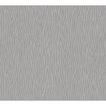 AS Création Mustertapete Happy Spring Vliestapete grau 353475 10,05 m x 0,53 m