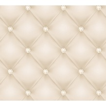 AS Création Mustertapete Hermitage 10 beige creme metallic 341441 10,05 m x 0,53 m