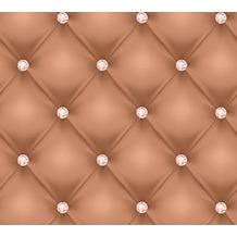 AS Création Mustertapete Hermitage 10 braun creme metallic 341443