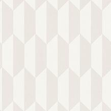 AS Création Mustertapete im skandinavischen Stil Björn Vliestapete beige creme 349001 10,05 m x 0,53 m