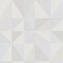 AS Création Mustertapete im skandinavischen Stil Björn Vliestapete blau grau 351813 10,05 m x 0,53 m